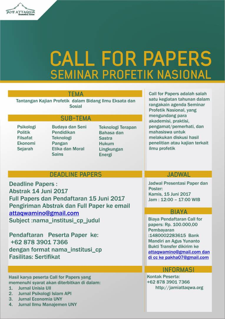 call for economic papers 2013 Call for papers journal of international students (print issn 2162-3104 online issn 2166-3750 ) publishes original and quality research, conceptual papers and book reviews quarterly (spring, summer, fall and winter) related to international student affairs, teaching and learning or cross-cultural understanding.